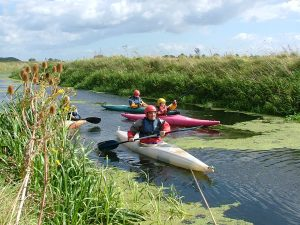 Outdoor-activities-Somerset-kayaking