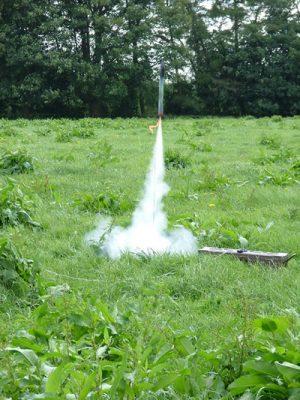 Rocket-science-launch
