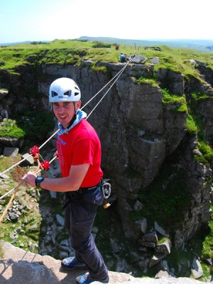 Ropes & abseiling - Somerset
